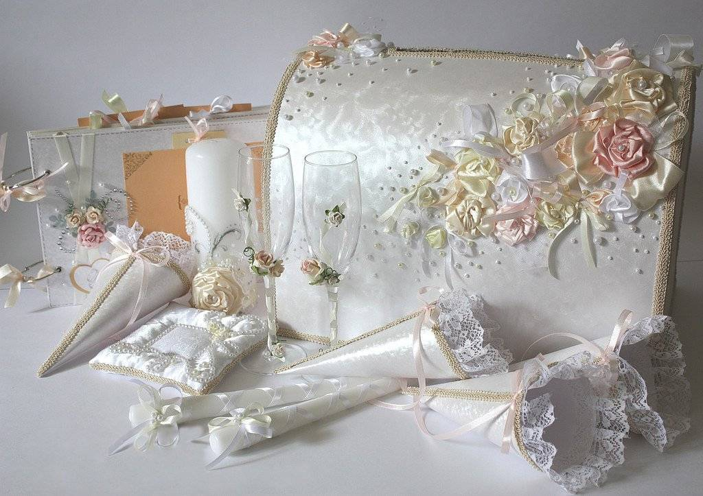 Свадебная мода: аксессуары на торжество своими руками
