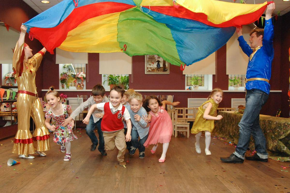 Как развлечь гостей на детском празднике?
