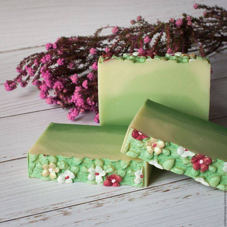Мыло ручной работы — основы домашнего мыловарения