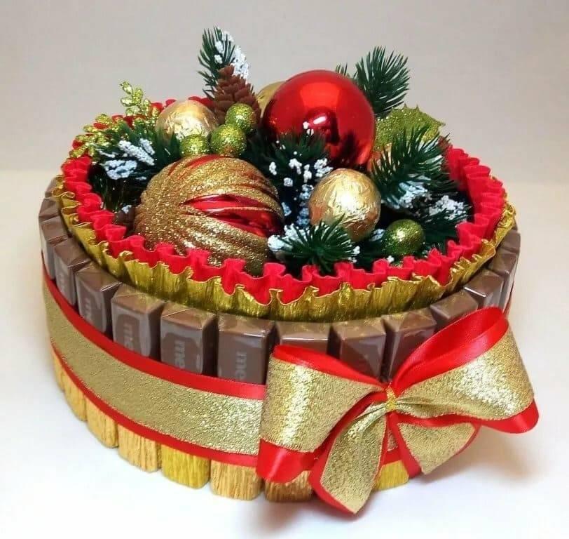 Подарки на Новый Год  своими руками — сувениры и эко-поделки
