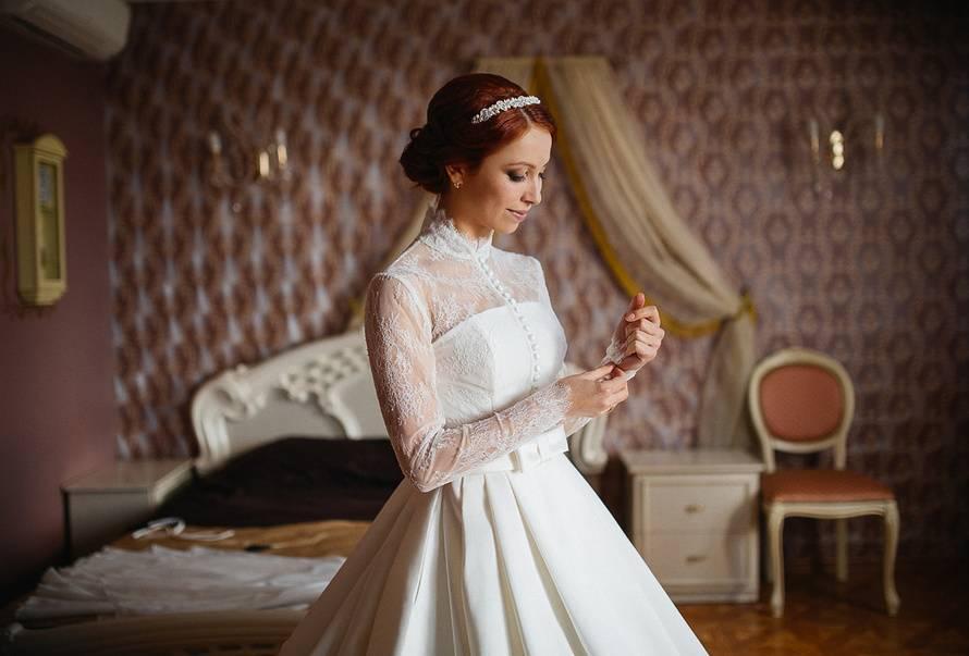 В чём пойти к алтарю? Выбираем платье для венчания по всем правилам