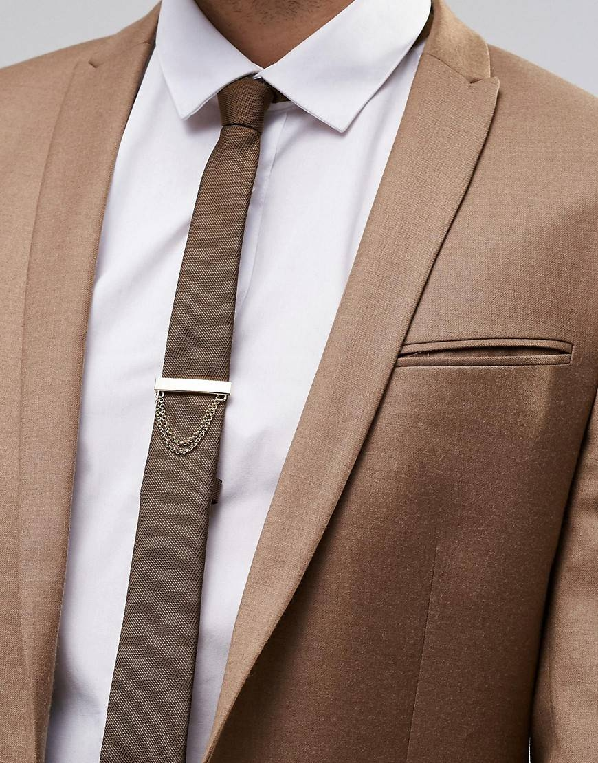 Зажим для галстука — знак уверенности в себе