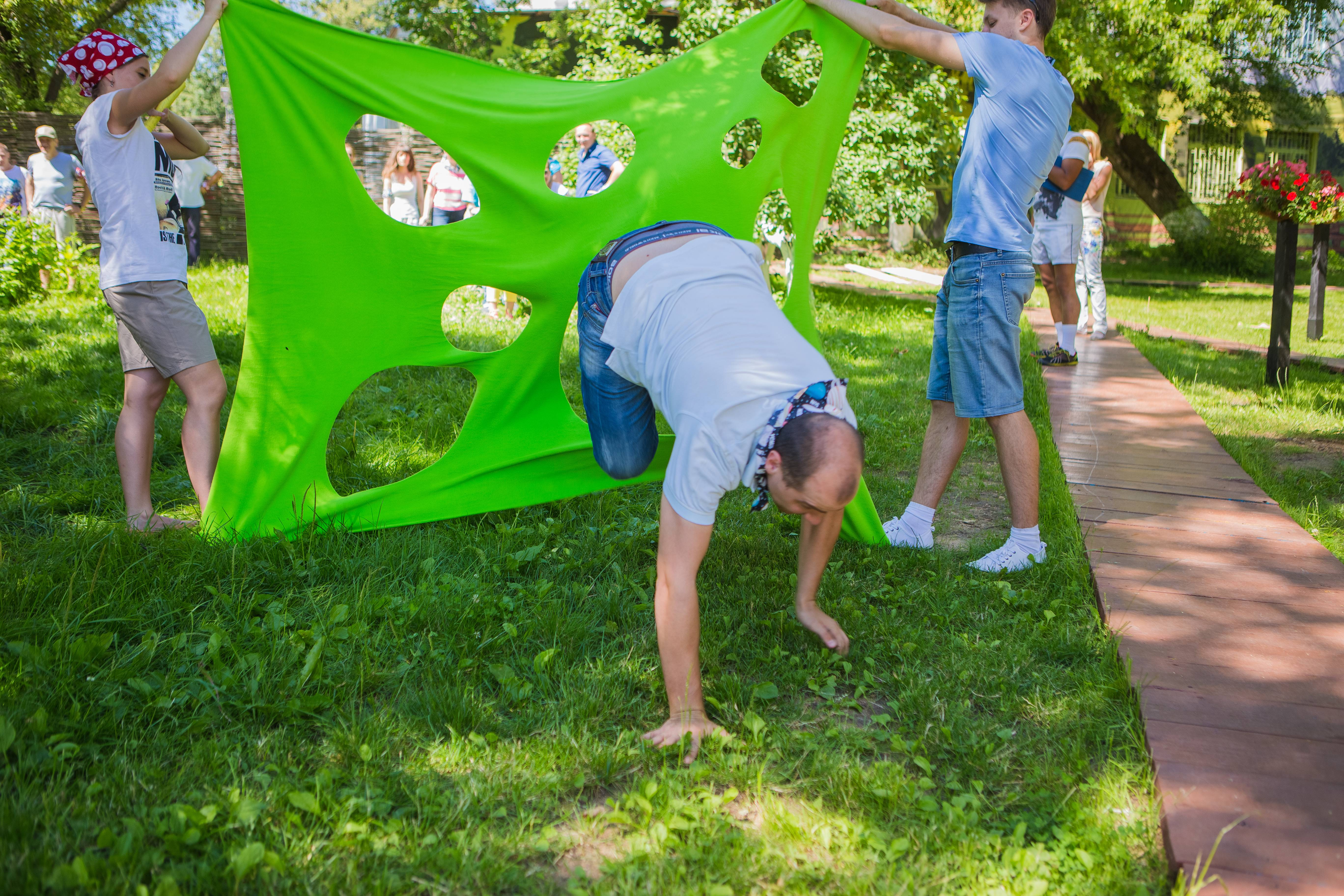 Творческие игры и конкурсы для летнего отдыха детей