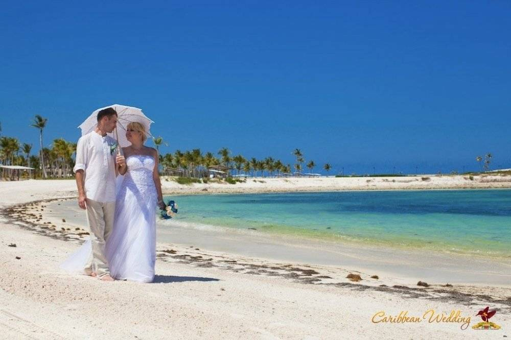 Свадьба в Доминикане: символическое и официальное торжество