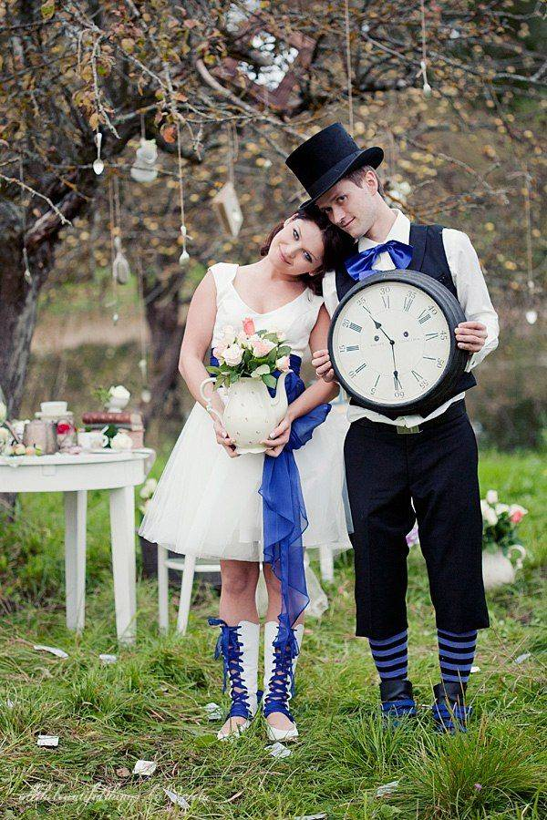 Тематические свадьбы – будьте оригинальны!