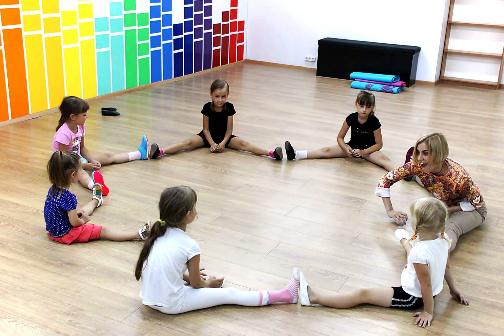Игры во время танцевального перерыва