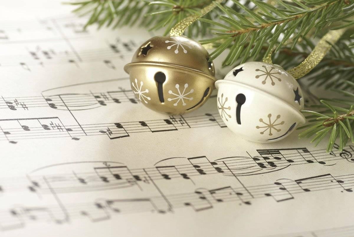 Новогодние музыкальные игры и конкурсы