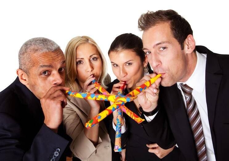 Организация корпоратива: погоня за результатом не отменяет наслаждения процессом
