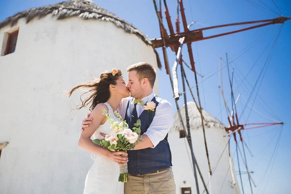 Греческая свадьба, или Незабываемое торжество