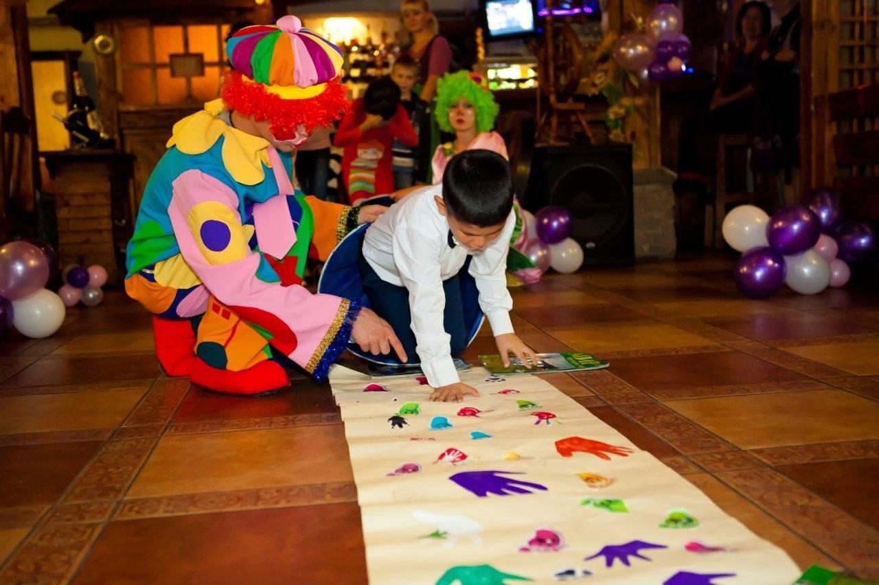 Популярные конкурсы и развлечения на первый 10 летний юбилей ребенка