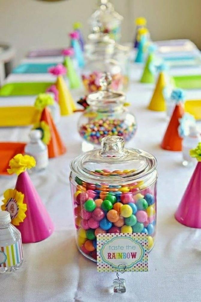 Оформление детского дня рождения: различные идеи для сказочного праздника