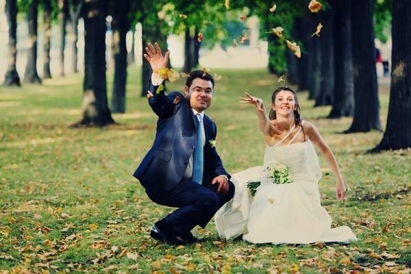 Как провести свадьбу весело при ограниченном бюджете