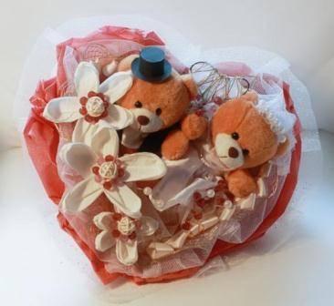 Букет из мягких игрушек своими руками: cделать легко и подарить приятно