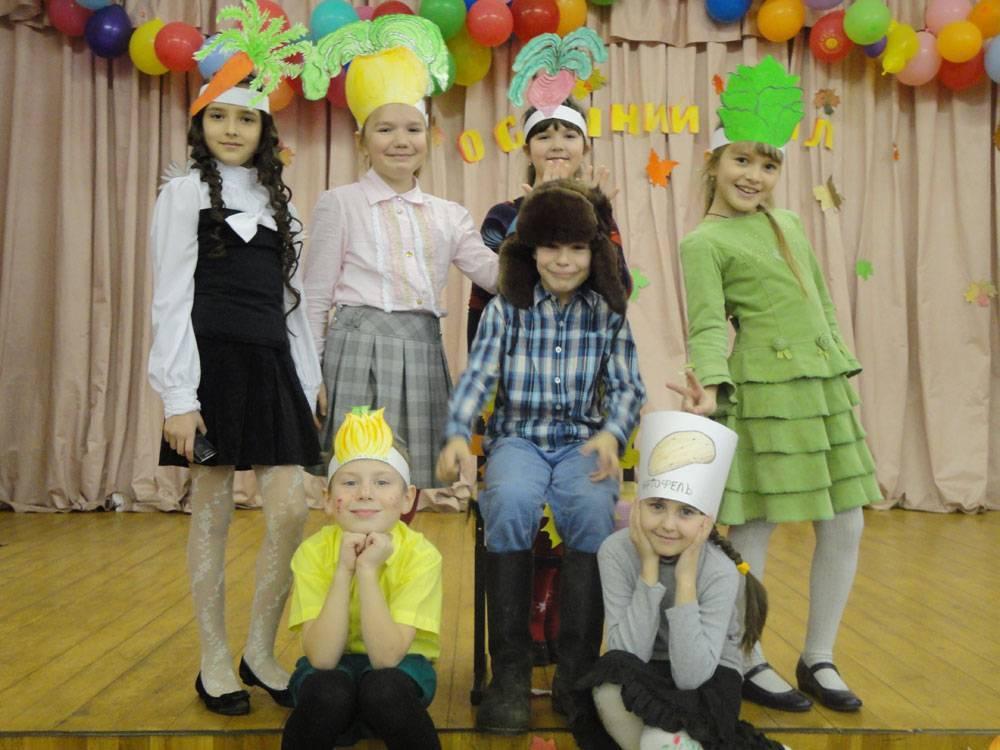 Веселые сценки для выпускных в детском саду и других детских праздников