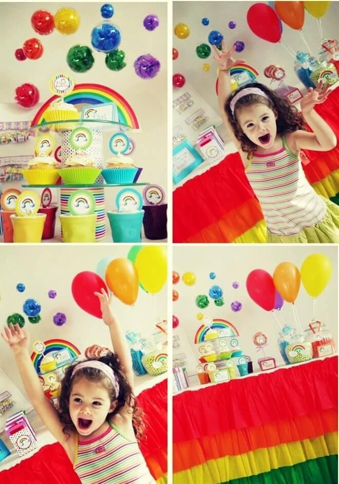 От одного до девяти. Детский день рождения — идеи и советы