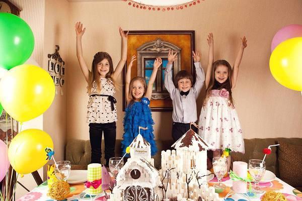 Самые интересные конкурсы на 13-й день рождения