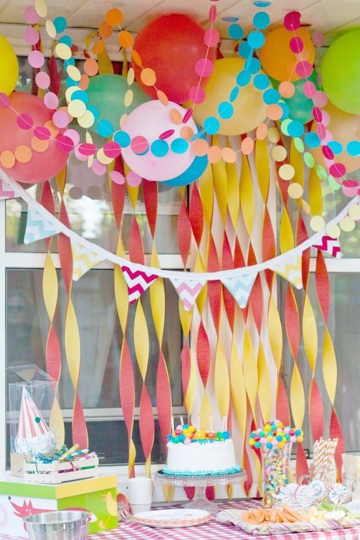 Идеи для оформления вашего праздника