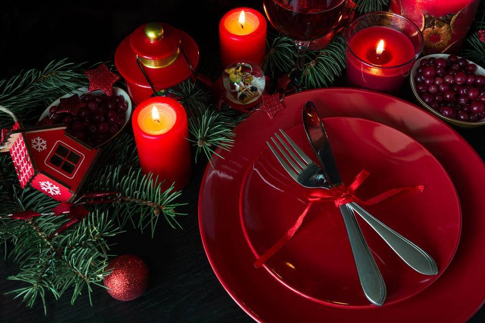 Вкусный праздник: новогодний стол-