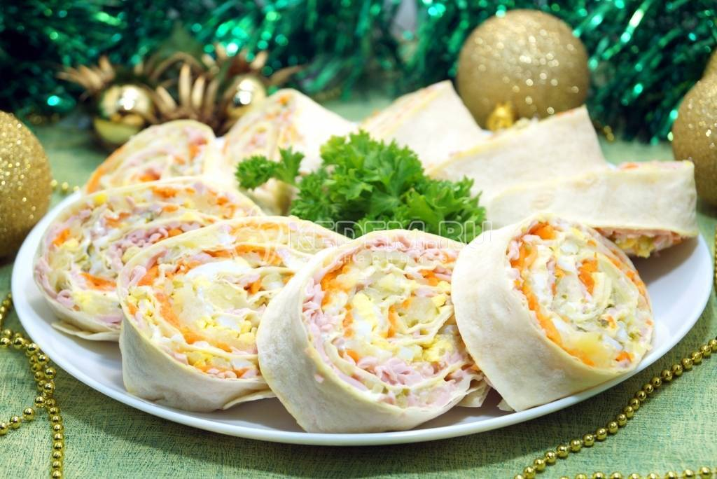 Новые праздничные рецепты в вашу копилку