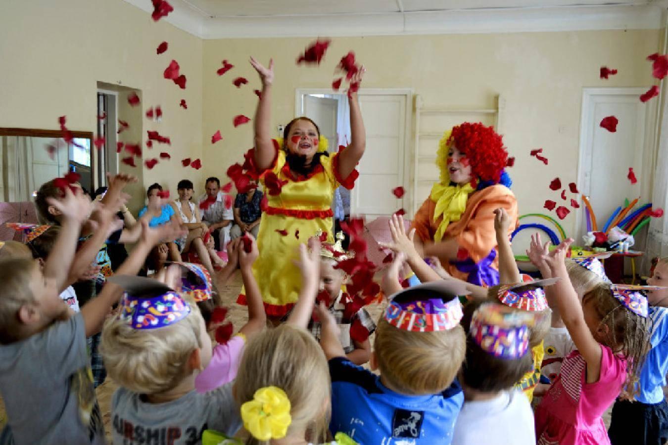 Простые и забавные конкурсы для трехлетних малышей