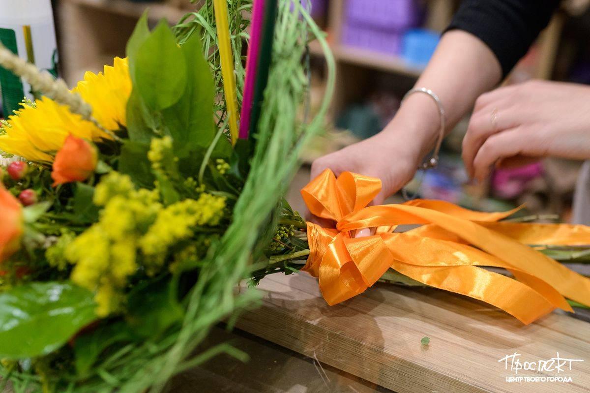 Цветы на 1 сентября — ароматная красота в подарок