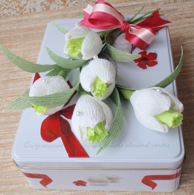 Лучшие подарки своими руками на 8 Марта, или Дарим весеннее тепло и нежность