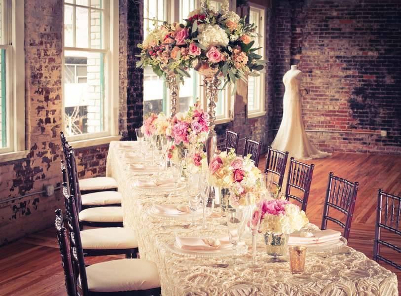 Как организовать свадьбу в стиле винтаж: расскажем в деталях