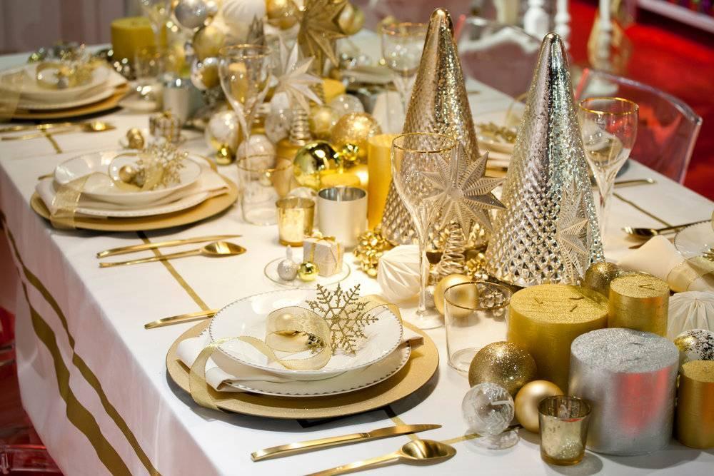 Что поставить на новогодний стол