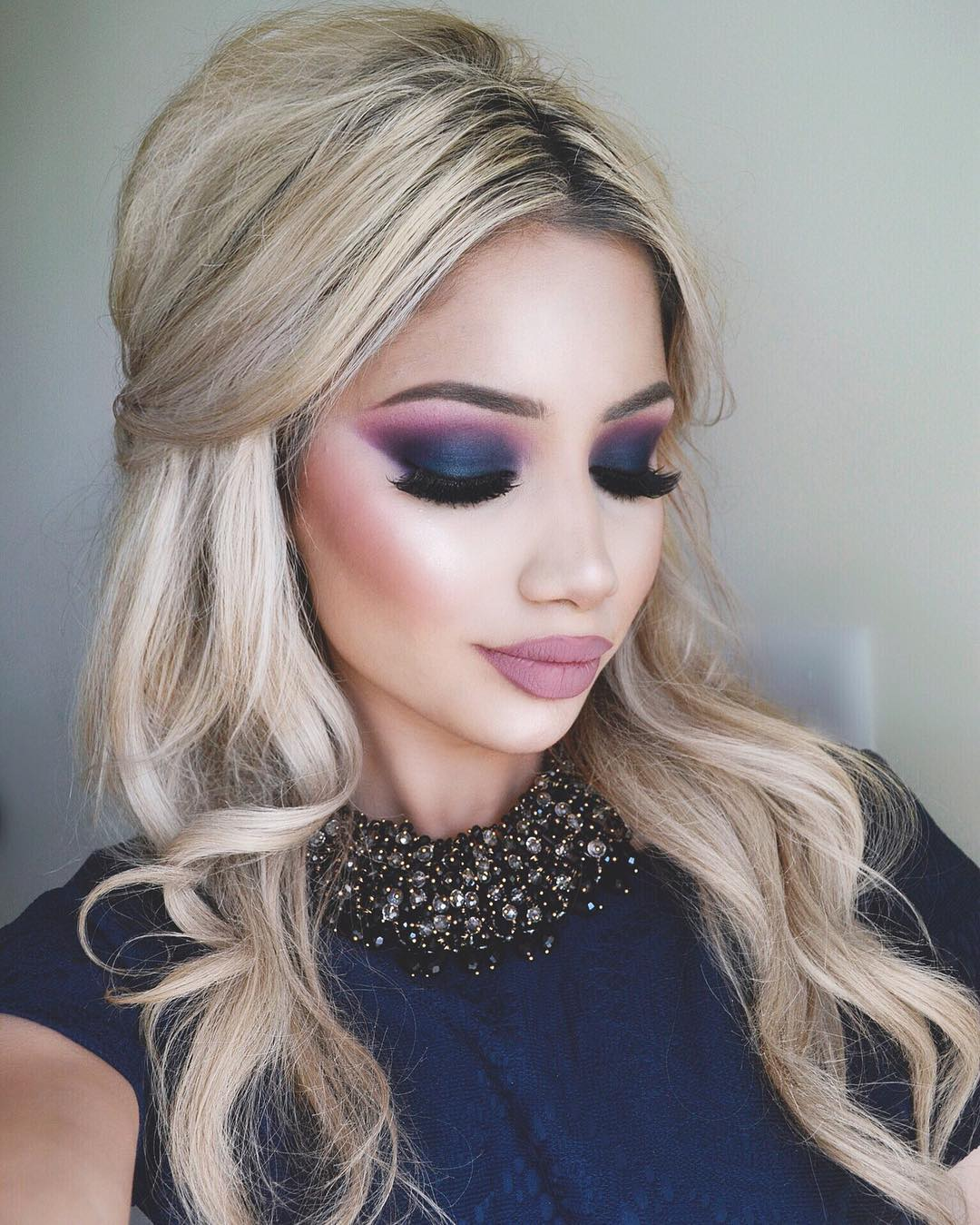 Новогодний макияж — идеи праздничного мейкапа
