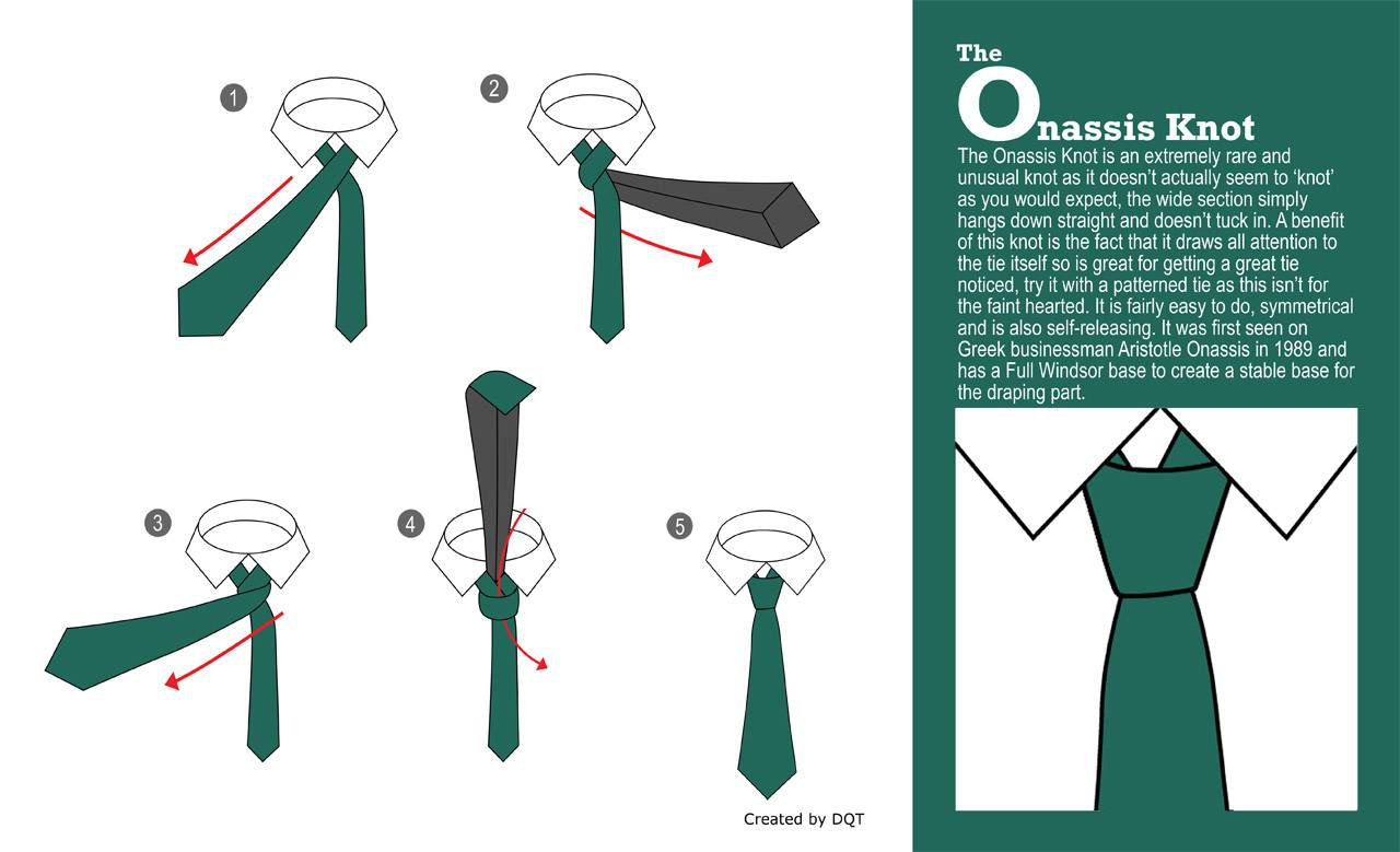 Как правильно завязать галстук — варианты для каждого