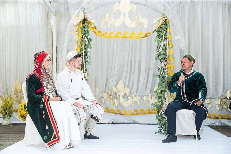 Татарская свадьба — торжество древних традиций