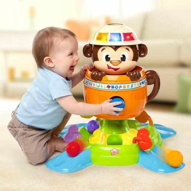 Радужное детство: что подарить ребенку на 3 года
