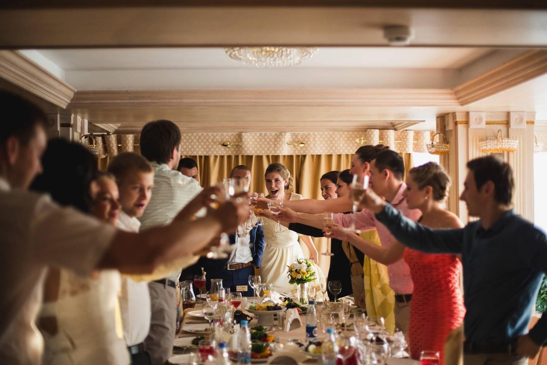 Зажигай! Танцевальная программа на свадьбе