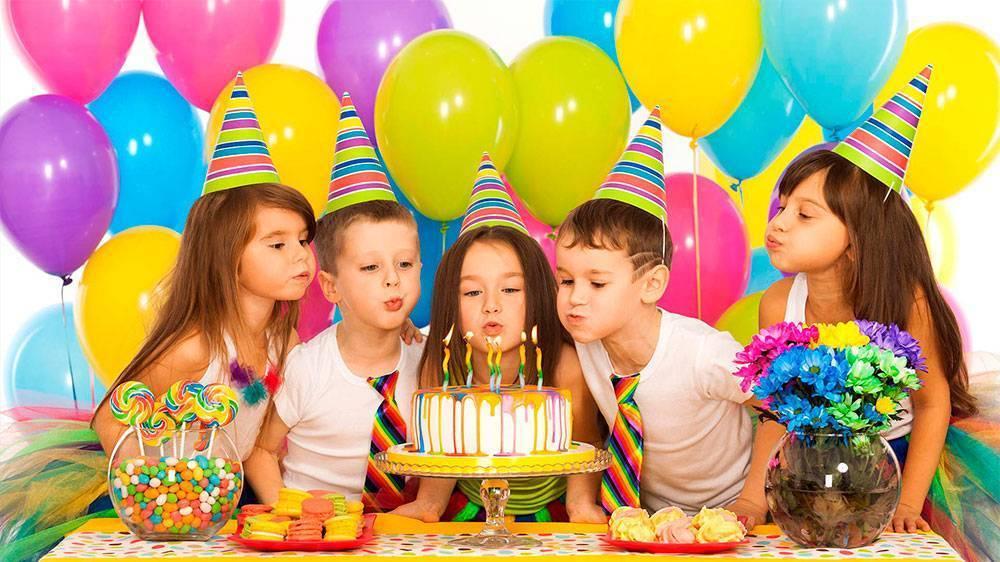 Идеи для дня рождения — праздничный калейдоскоп