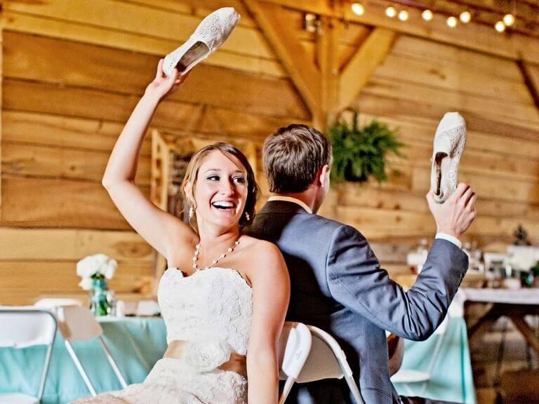 Как сэкономить на свадьбе, или Эффектно — не значит дорого!