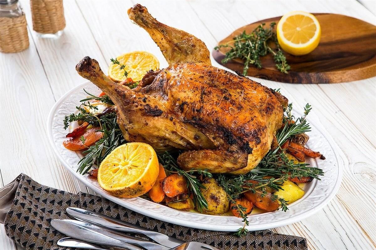 Утка в духовке: рецепты изысканного застолья
