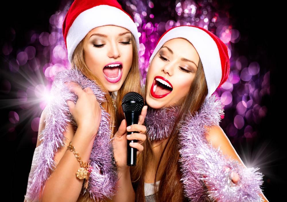 """Коллекция новогодних видео и музыкальных развлечений """"Вместе веселей"""""""