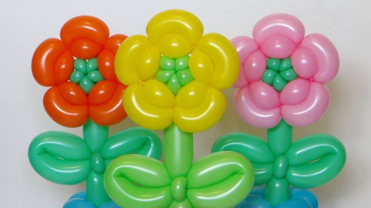 Фигуры из шаров - твистинг