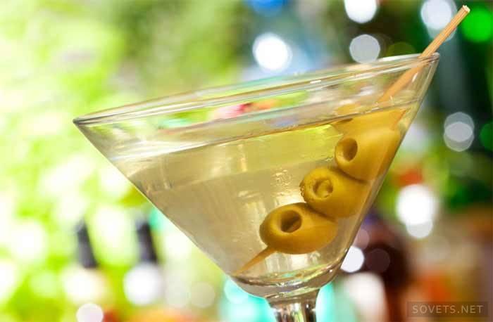 Как пить мартини. Открываем все секреты!
