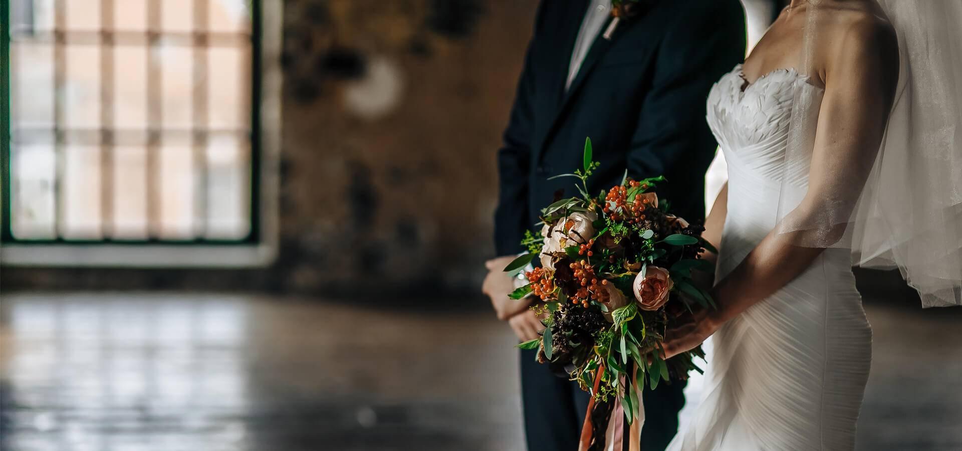 Что нужно для свадьбы, или Один в поле не воин