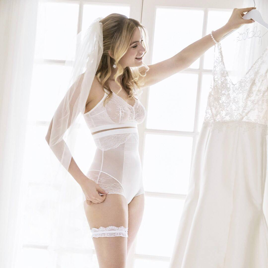 Свадебное нижнее белье: рекомендации невестам