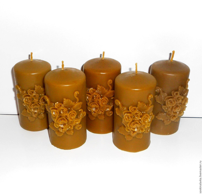 Атмосфера праздника и тепла: свечи своими руками