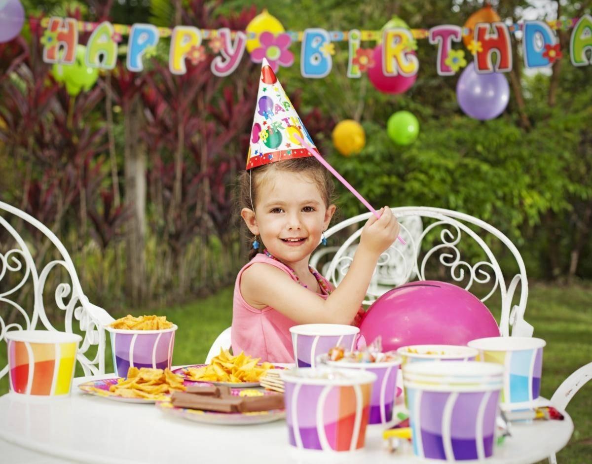 Планирование и организация детского дня рождения
