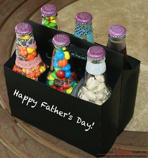 Что можно подарить папе на день рождения: что придумать взрослым детям и еще малышам