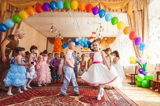 Сценарий выпускного в детском саду