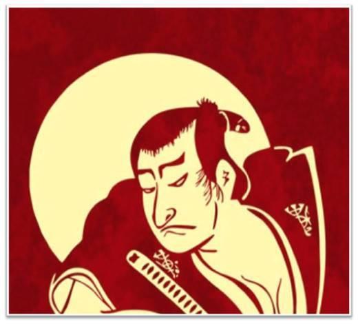 """Сценарий шуточного поздравления коллег с 23 февраля """"Банзай, самурай"""""""
