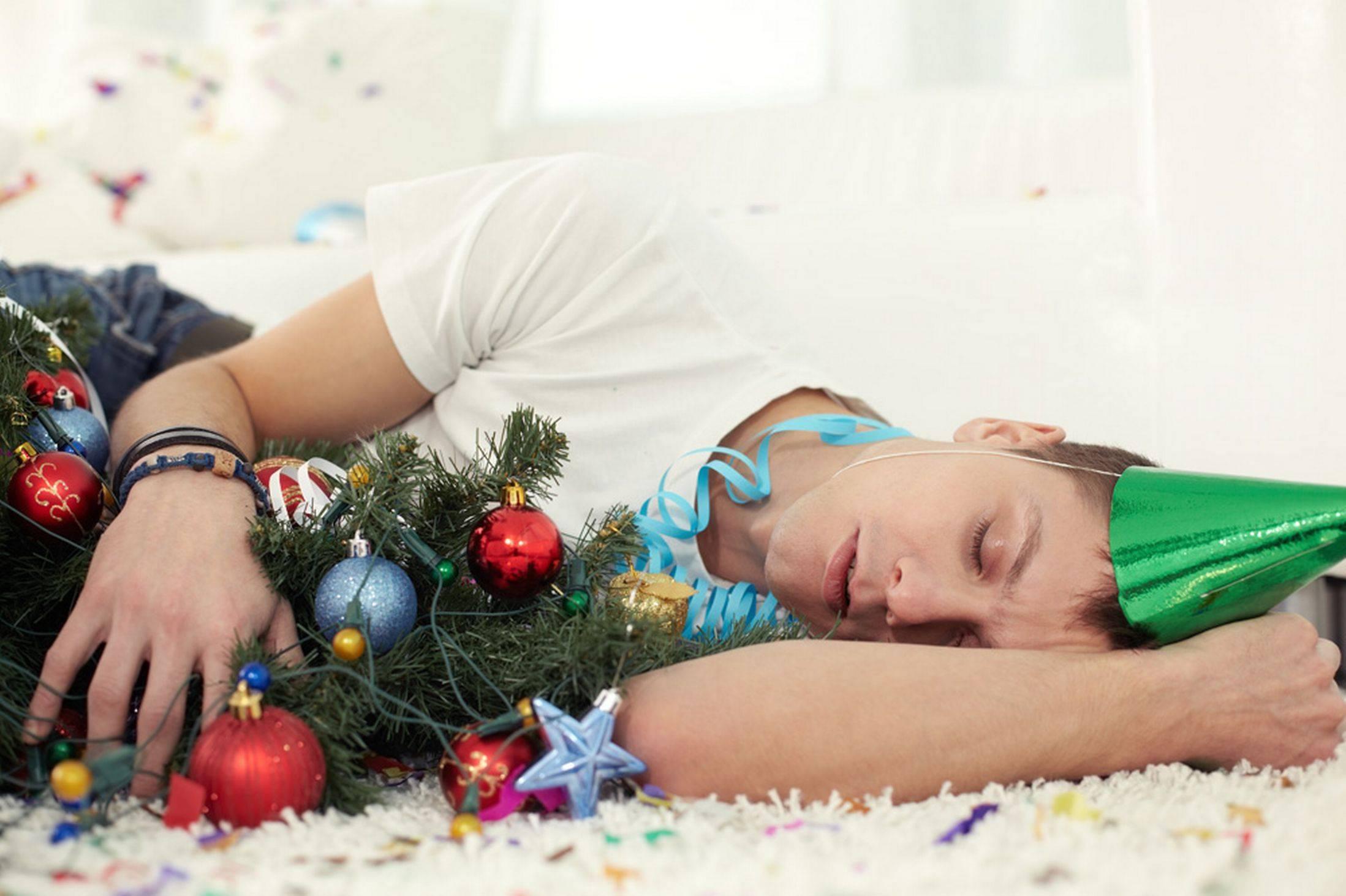 Как не проспать новогоднюю ночь — бодрый Новый Год
