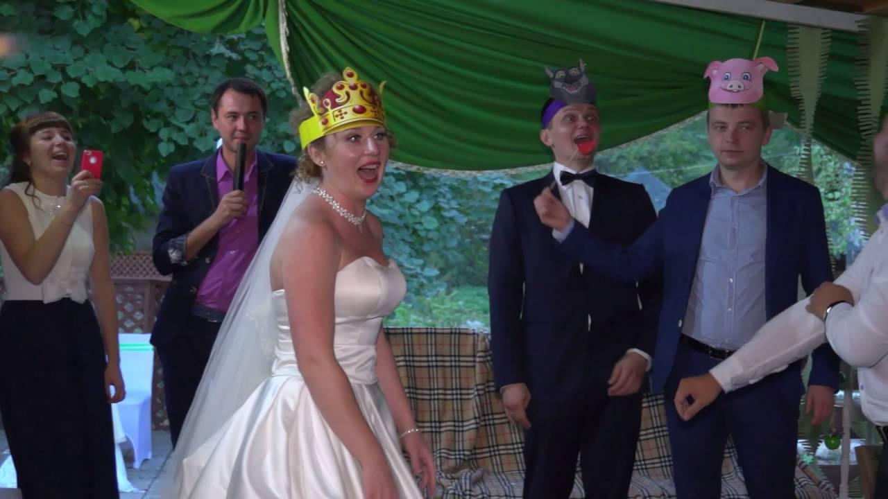 Лучшие сказки и сценки-экспромт для свадьбы