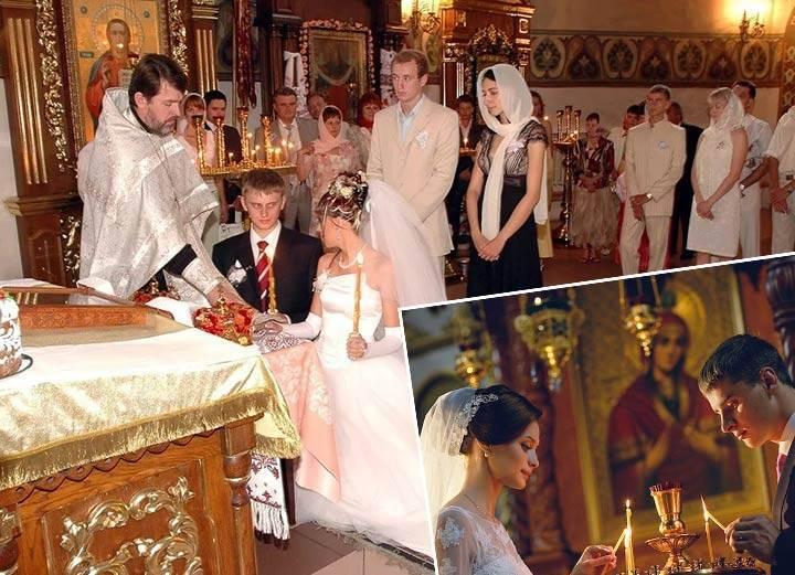 Что нужно для венчания в церкви — ограничения и правила