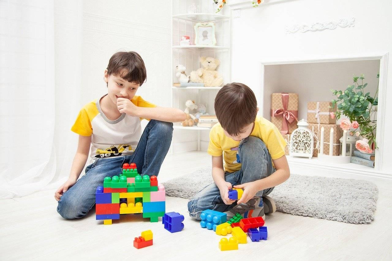 Детские конструкторы — особенности выбора и преимущества